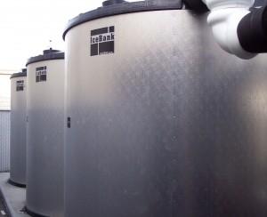 Ice-tanks