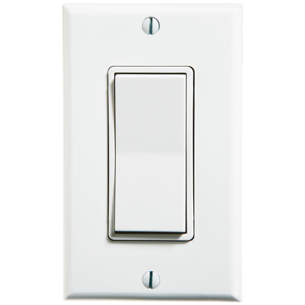 Wireless Light Switch (self-powered)