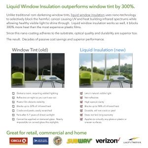 liquid insulation